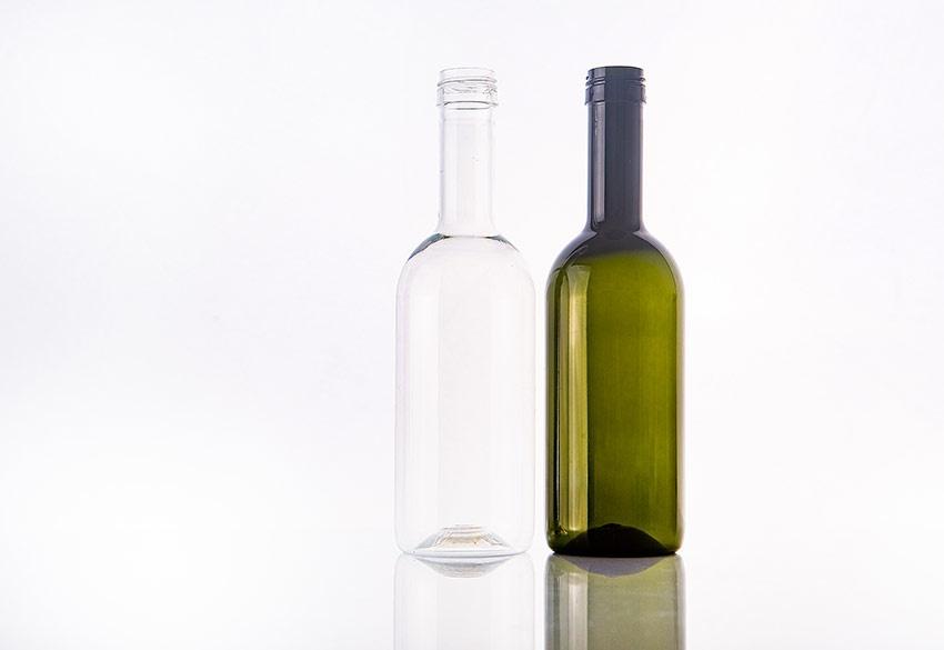 Bordolese il modello di bottiglia a forma cilindrica di for Argo mignon